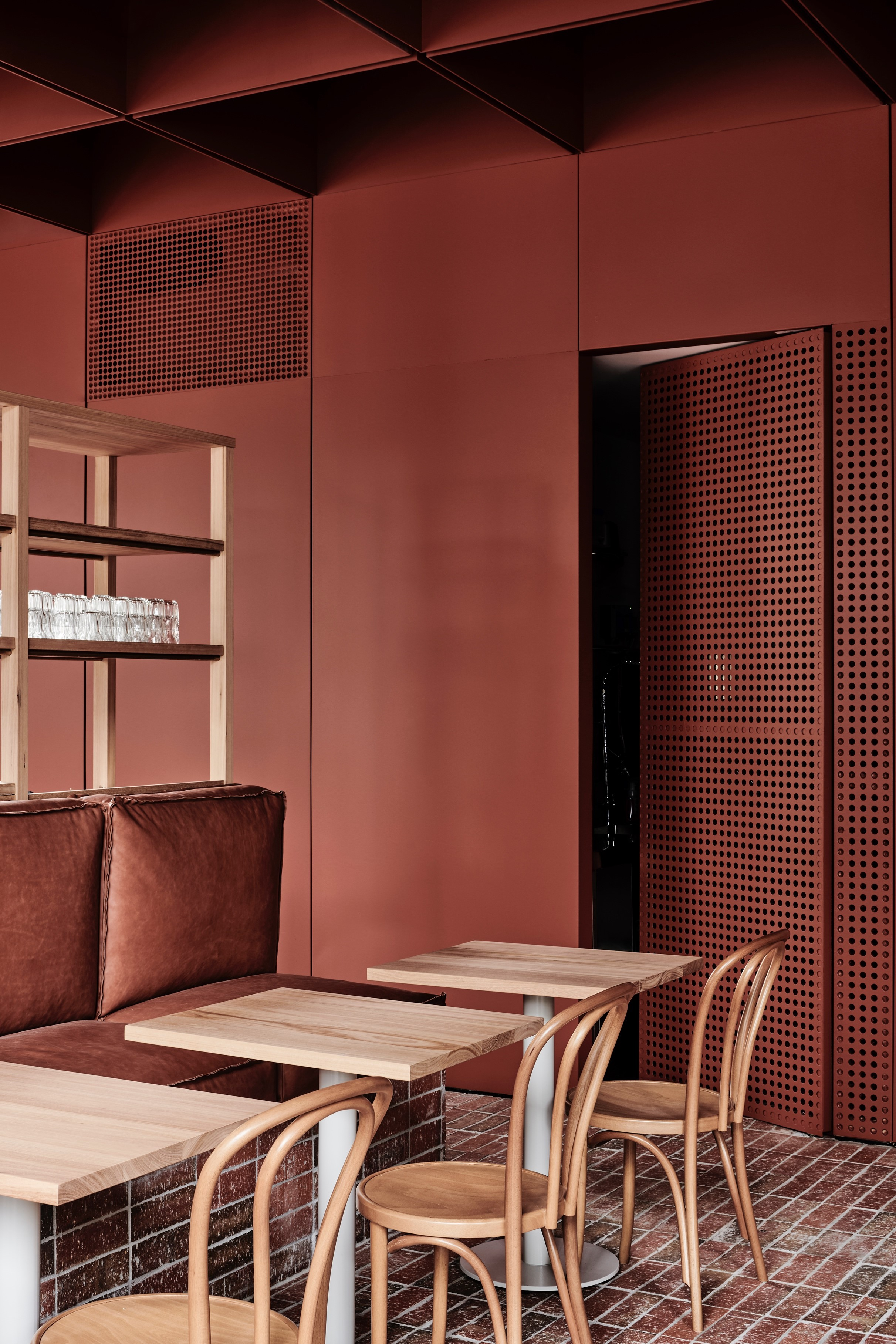 The Buzzing Ambience Of The Café Breathes An Energy As You Enter The Front Door – The Space Feels Alive