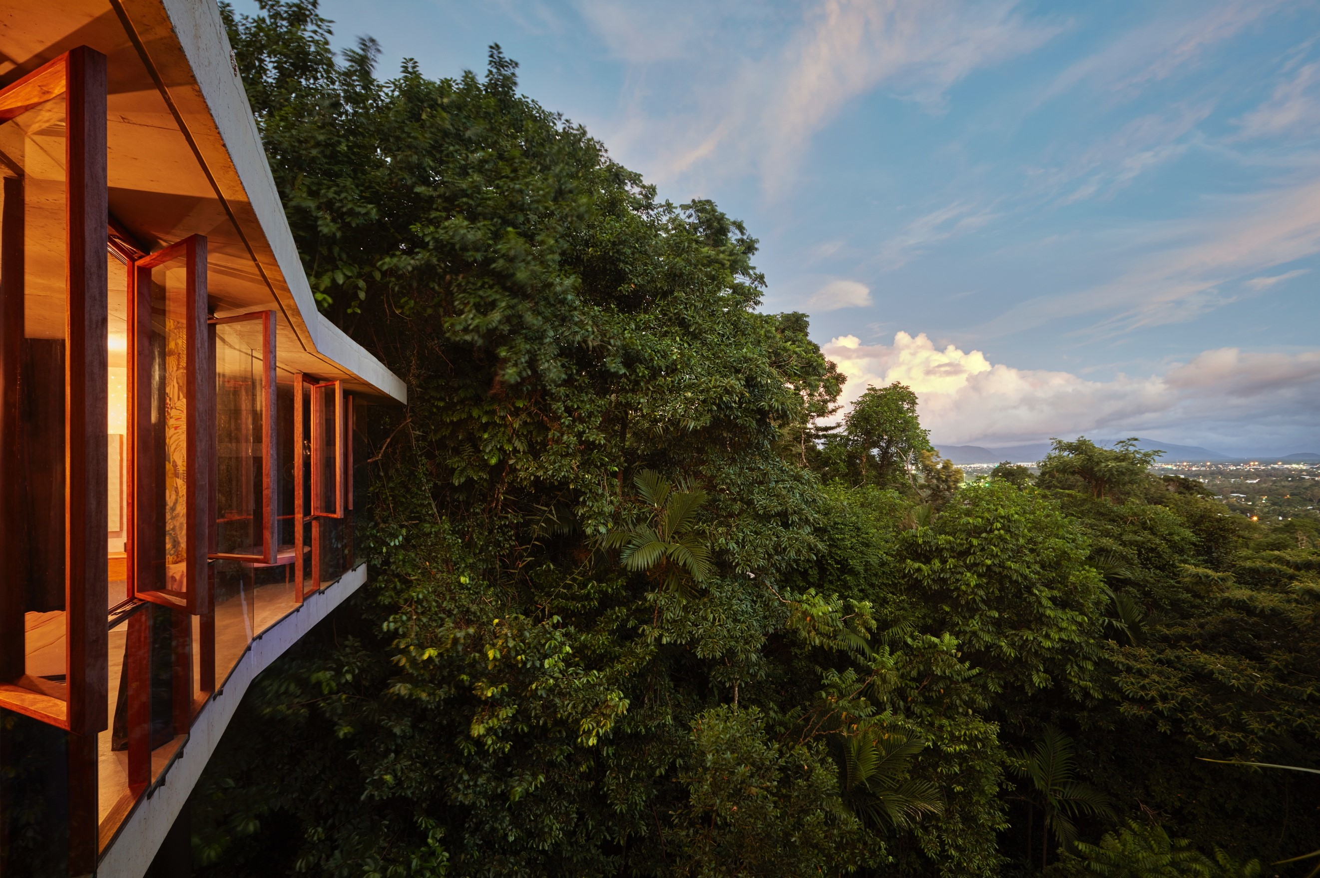 The Couple Proceeded To Win The National Award For Residential Architecture For Planchonella House That Same Year.
