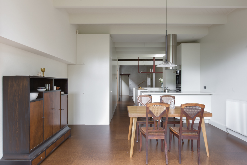 The Existing Conditions Of The Victorian Terrace House In Melbourne's Inner Suburb Of Princes Hill