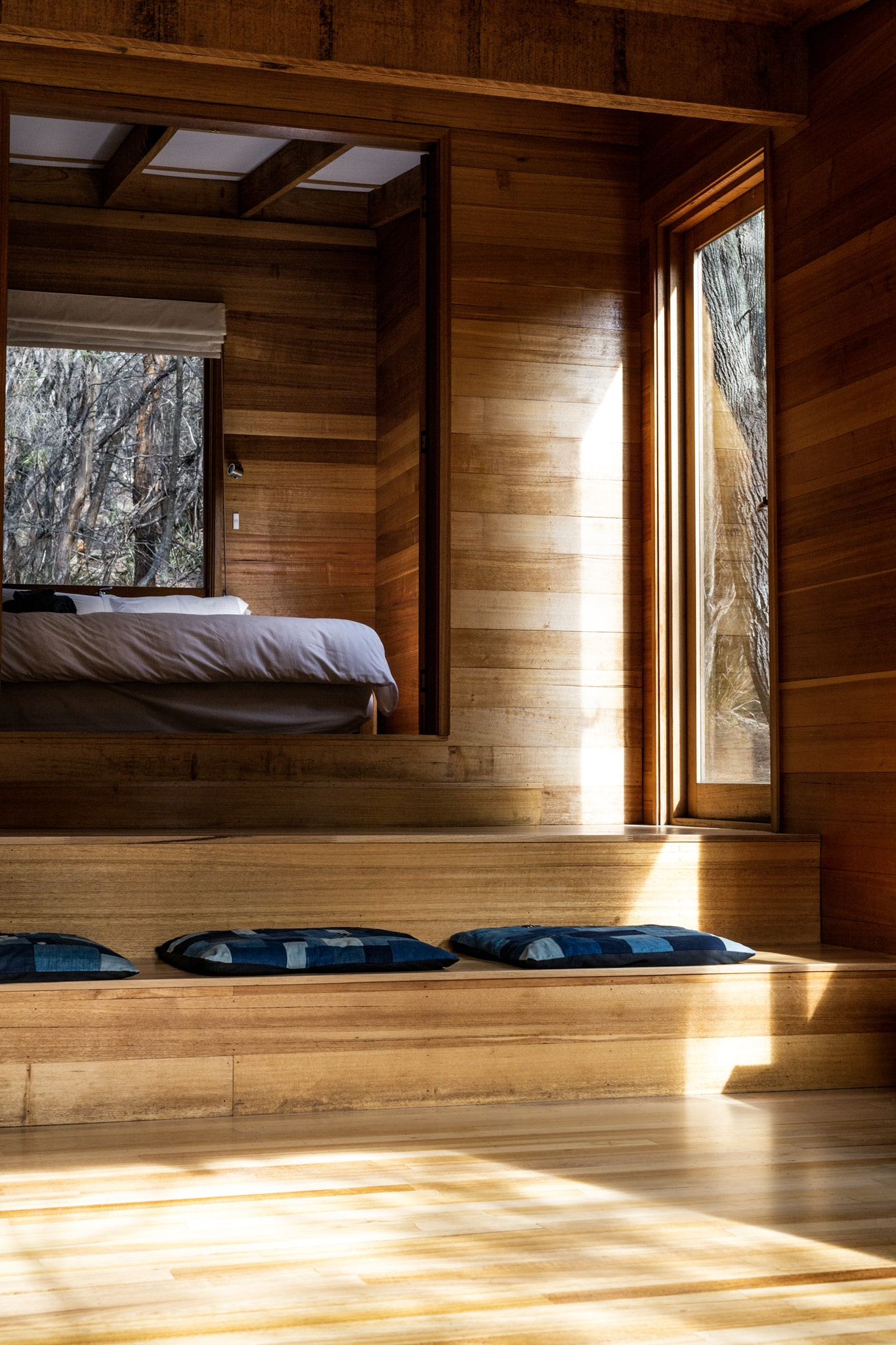 And The Lodge Has Since Been Awarded By The Royal Australian Institute Of Architecture For Its Sustainability