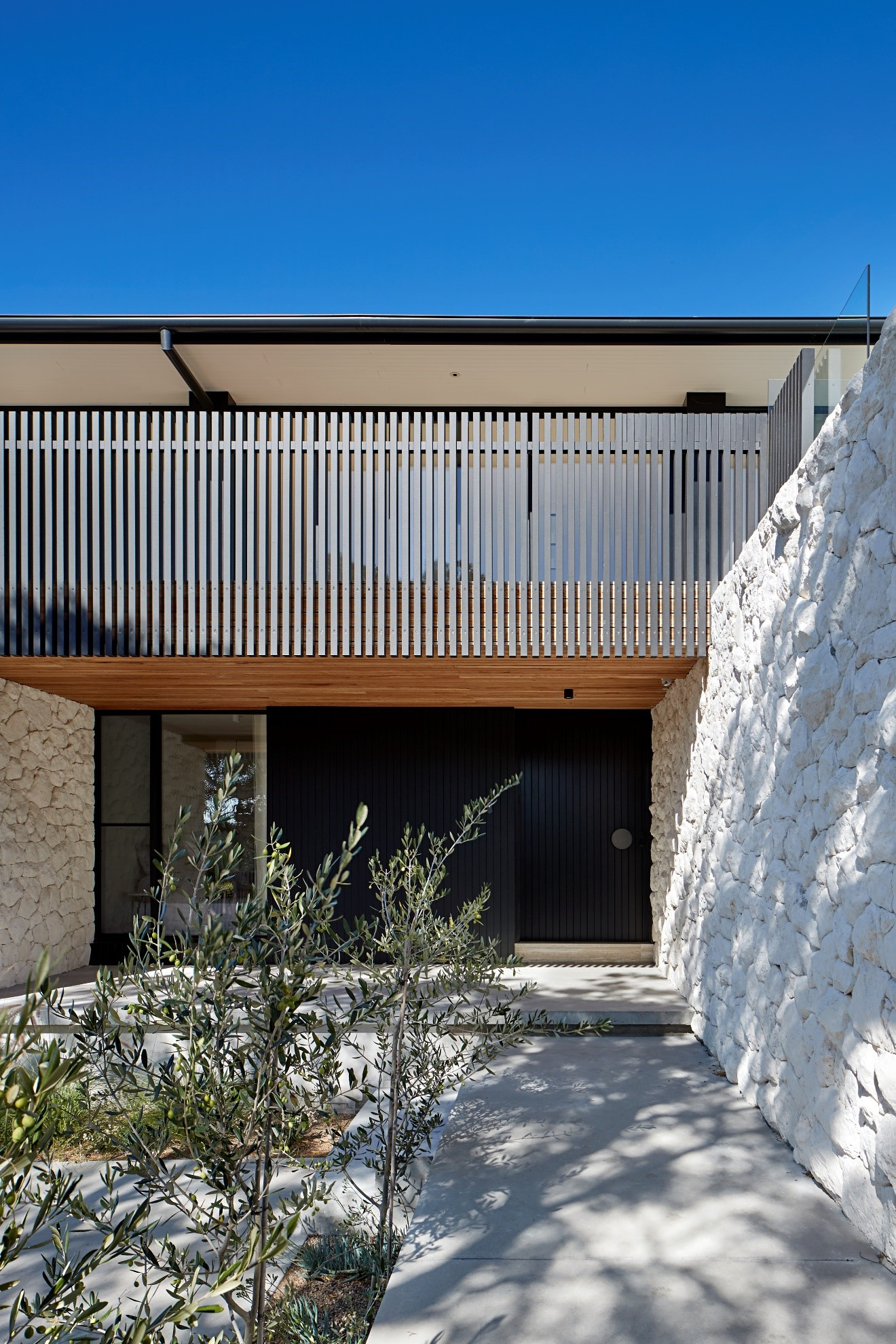Both Aesthetically And Architecturally, This Home Was An Exercise In Restraint And Refinement, Less Can Often Be More