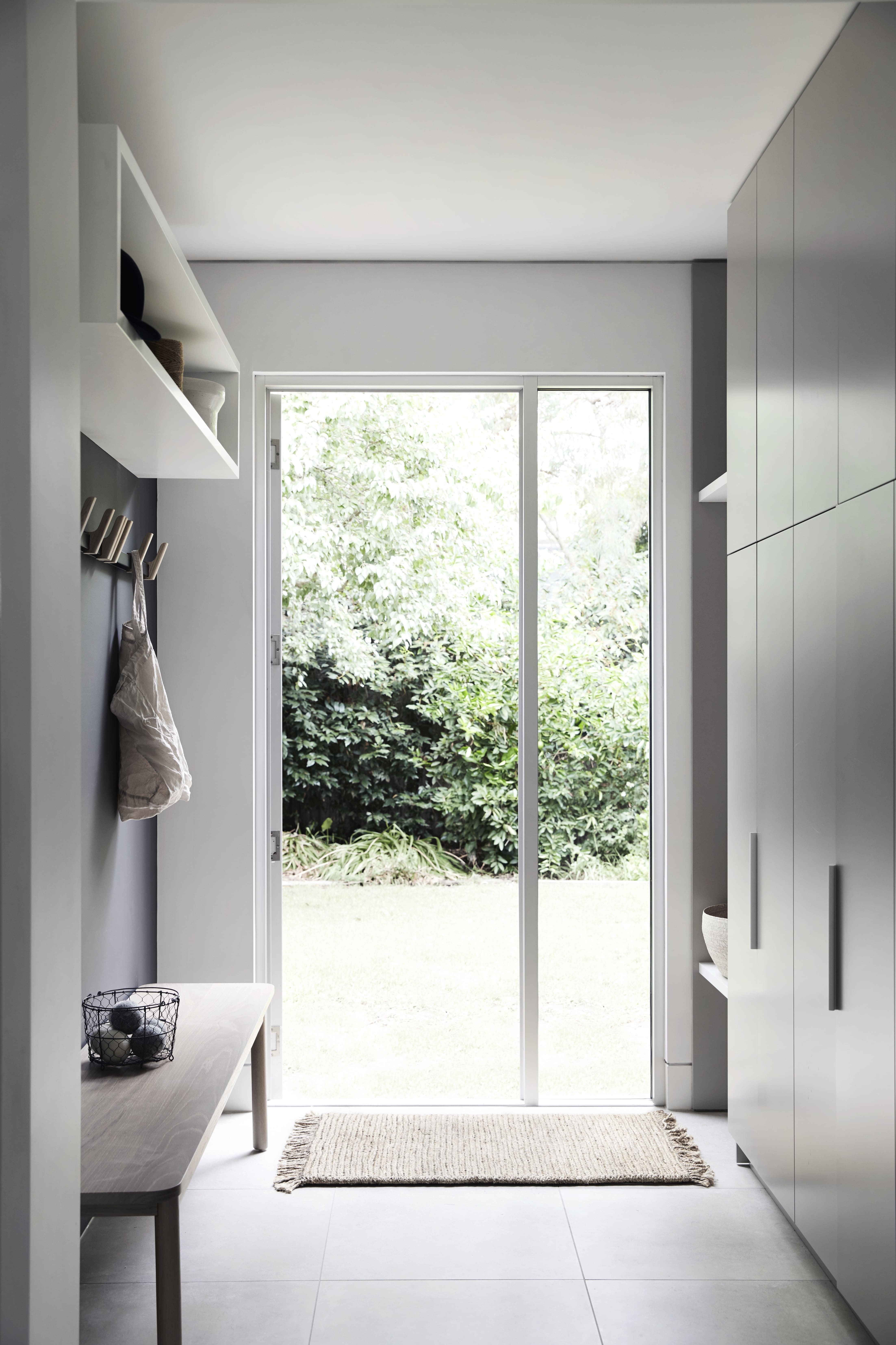 Further Simplify The Colour Palette And Allow The Naturally Beautiful Form Of The Original Home