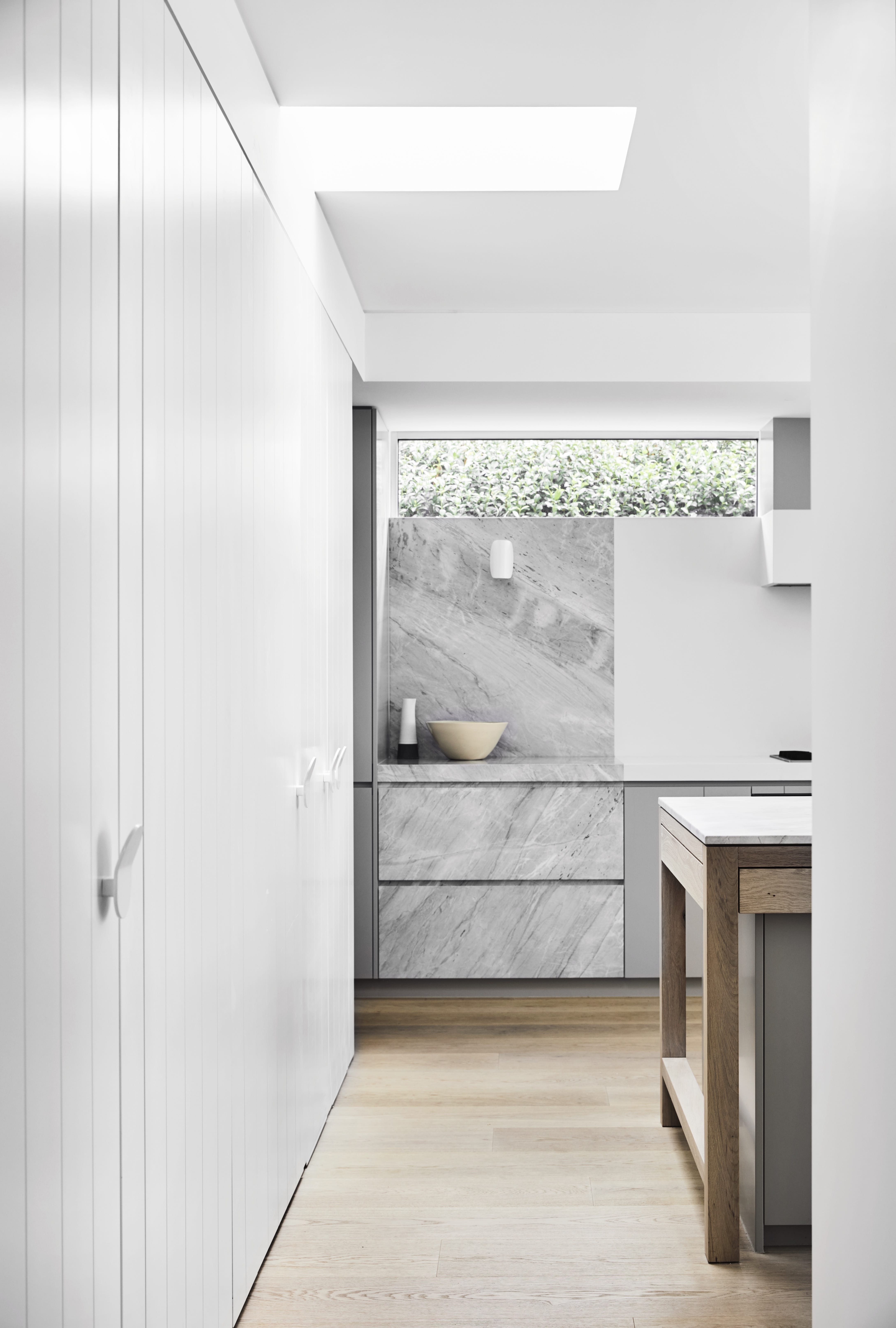Overpowering Colours With A More Monochromatic Palette Producing A Calm And Respectful Space That Genera