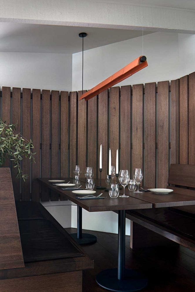 The Restaurant Is Dotted With Intimate Spaces, Catering From Both Local And Visiting Clientele