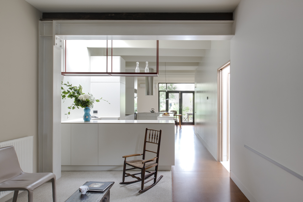 They Are Vestibules Connected By Replanning And Additions In Order To Psychologically Connect The Occupant With The Place They Have Chosen As Their Home.