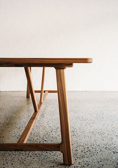 Tate Dining Table By JD Lee Furniture Local Furniture Design TLP
