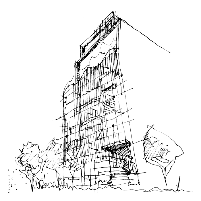 Brilliant Architecture Drawing Png Drawingpng With Design Decorating