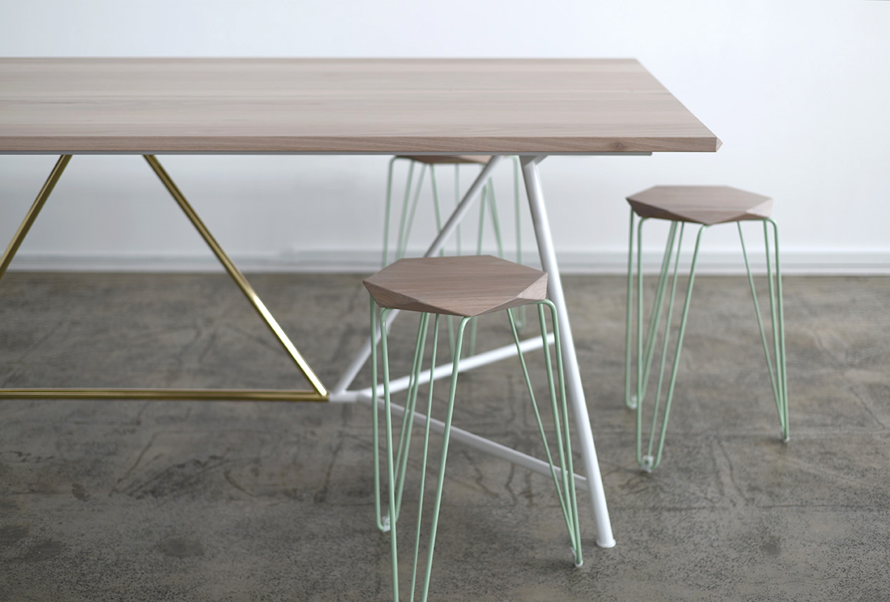 truss timber u0026 metal custom multi purpose table custom design