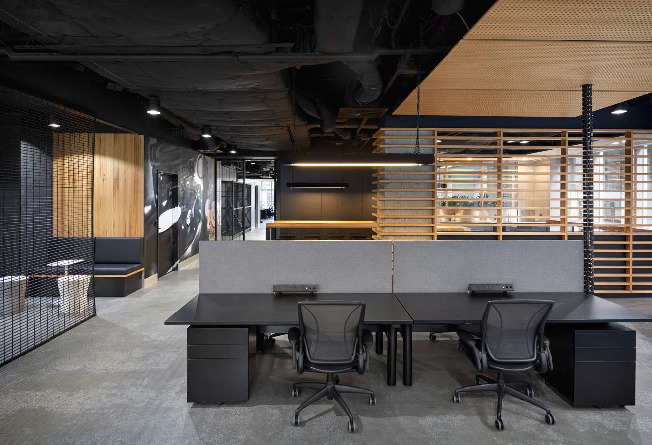 Interior design australia - Deka Immobilen Office Australian Desk Techne Architecture Interior Design Interior Archive