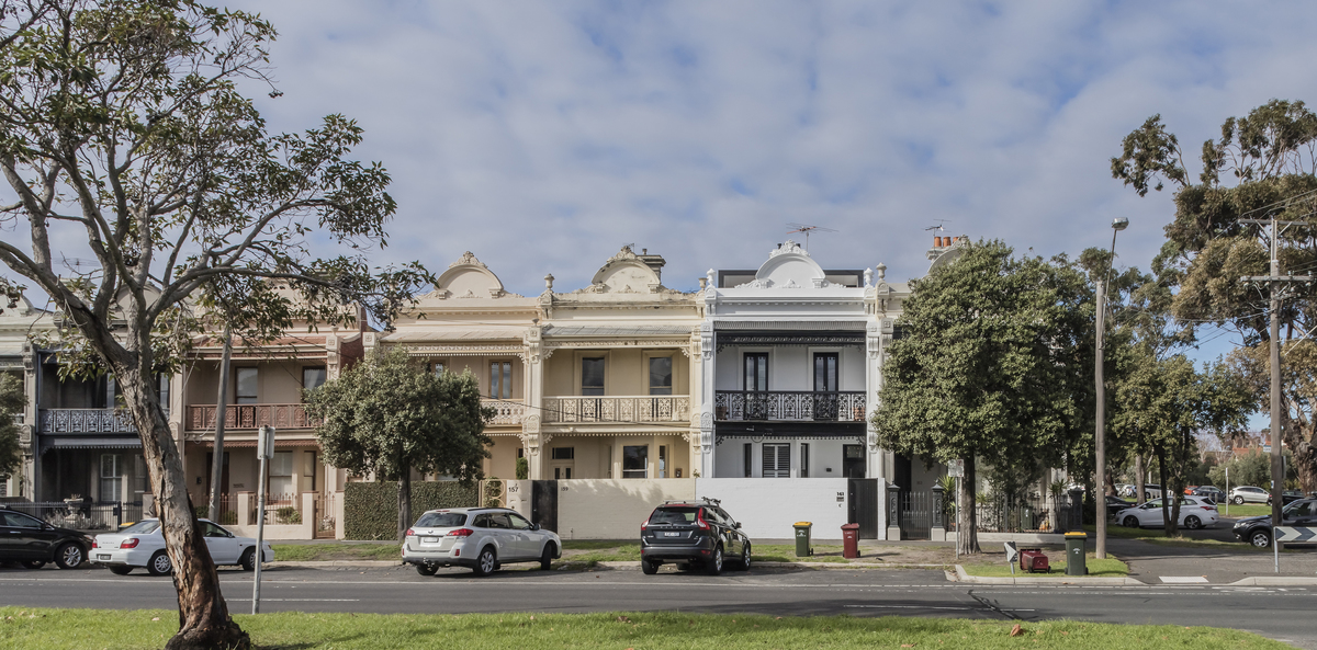 Frame terrace mcmahon and nerlich melbourne vic for The terrace top date